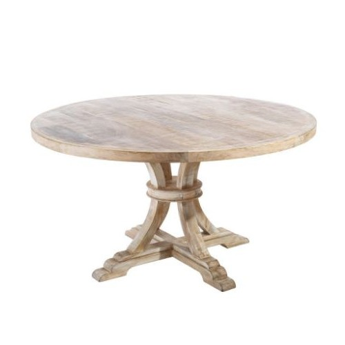 Galin round dining table