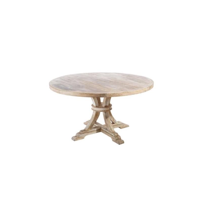 Galin round dining table