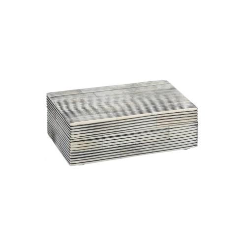 Caja Madawa gris pequeña