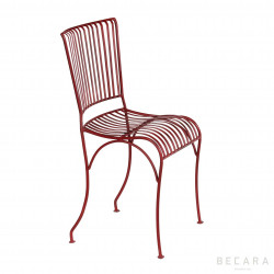 Cibo red chair