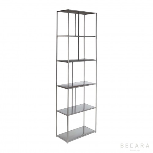 198x60cm iron shelves with spaces