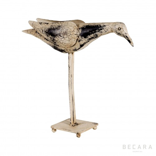 Gaviota de metal  - BECARA