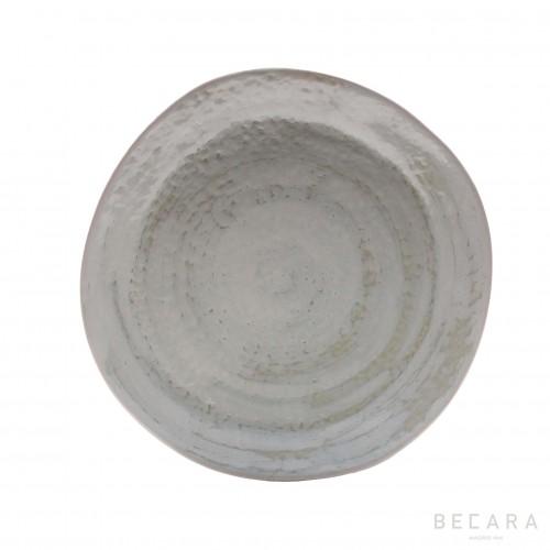 Plato llano Niza Nube Ø27cm  - BECARA