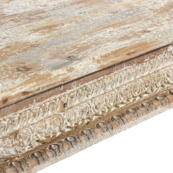 Rampur beige coffee table