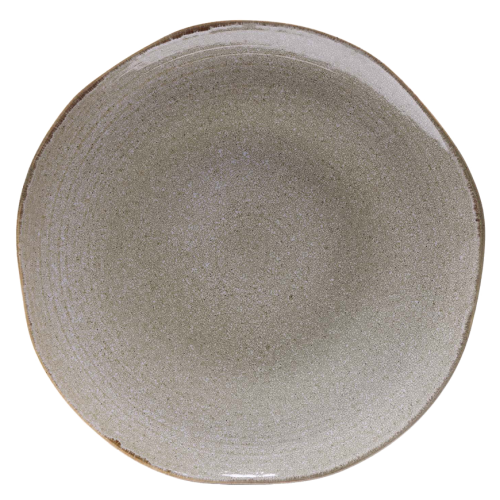 White Shark shallow plate