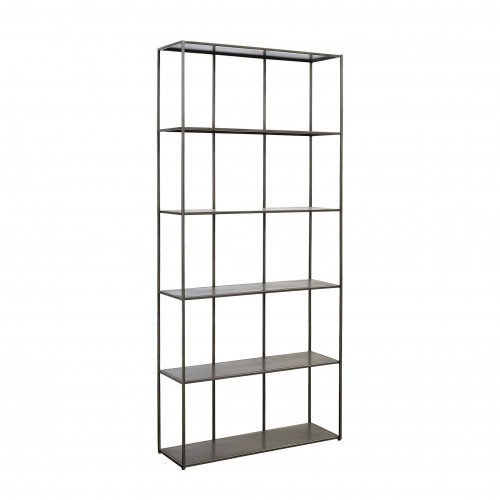 200x90cm iron shelves with spaces