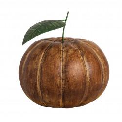 Calabaza naranja grande