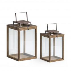 Set of 2 Pomona lanterns