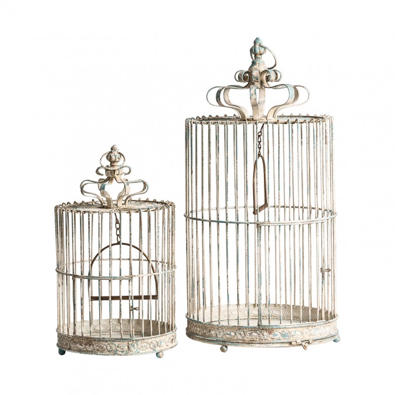 Set of 2 cages