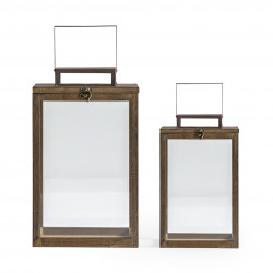 Set of 2 Pomona lanterns