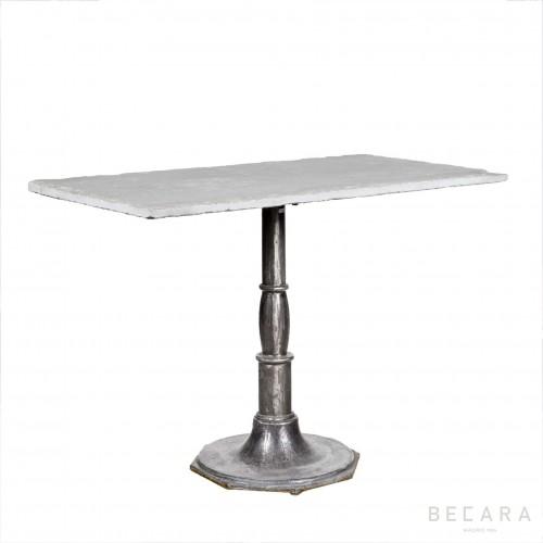 Mesa auxiliar pata octogonal - BECARA