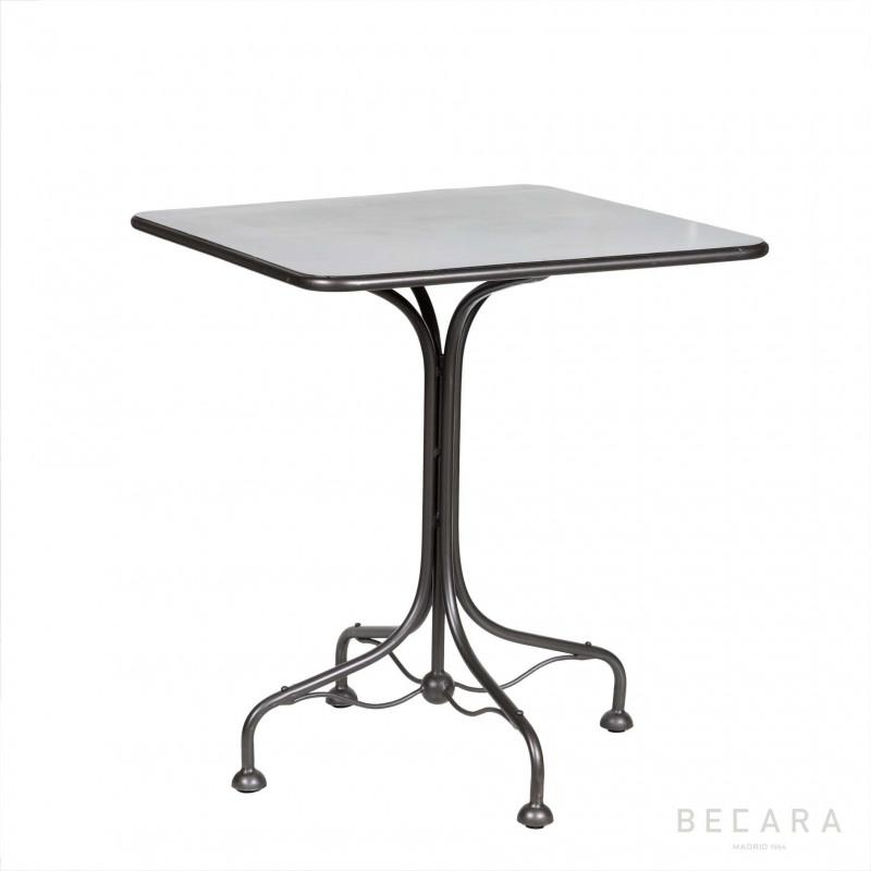 Mesa auxiliar de metal - BECARA