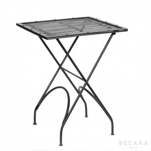 Mesa auxiliar plegable - BECARA