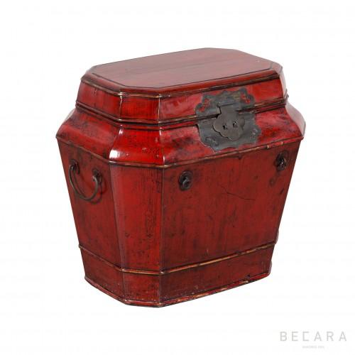 Caja roja  - BECARA