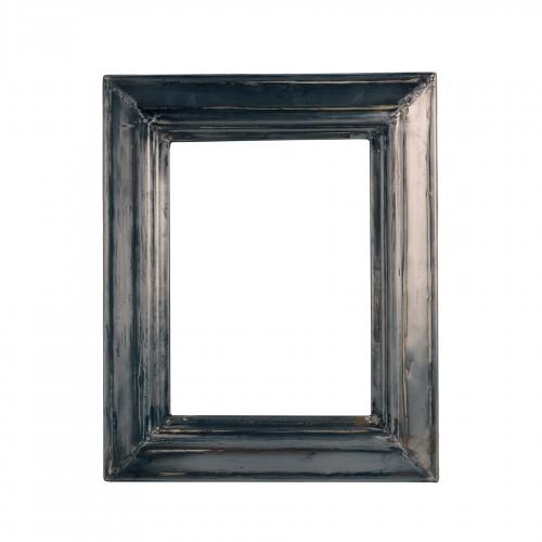 Bluish metal small frame
