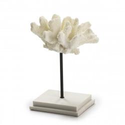 Centro de mesa de coral
