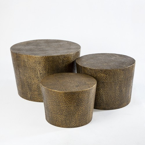 Set of 3 Rennert side tables