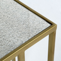 Smoaks side table