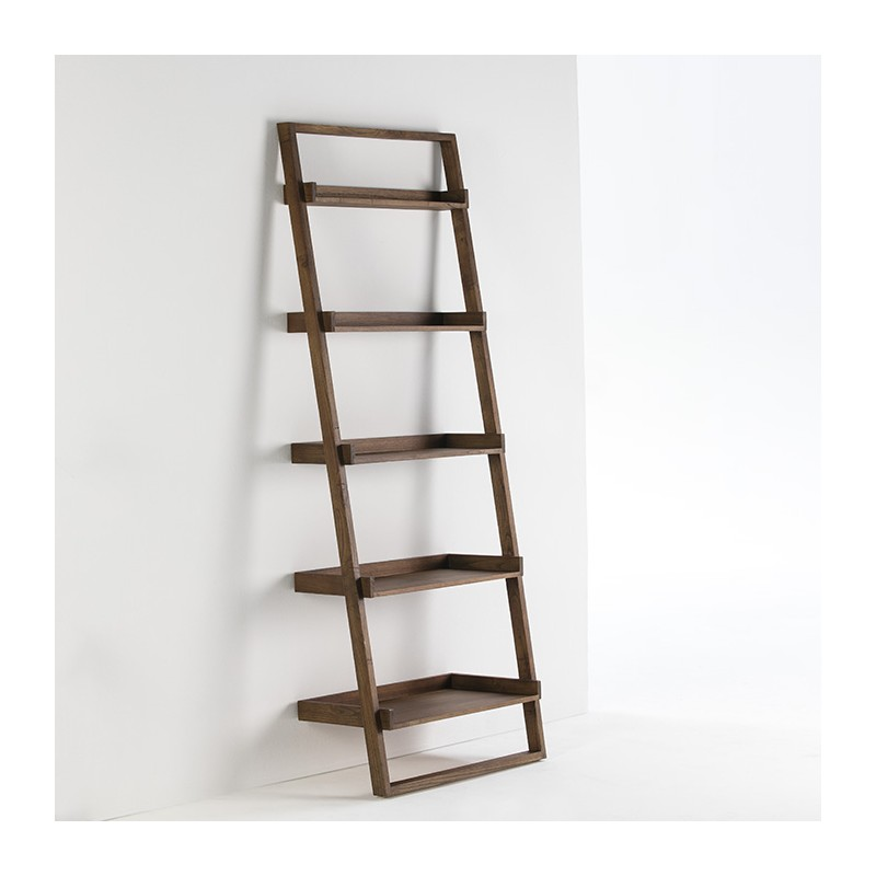Hilda natural shelves