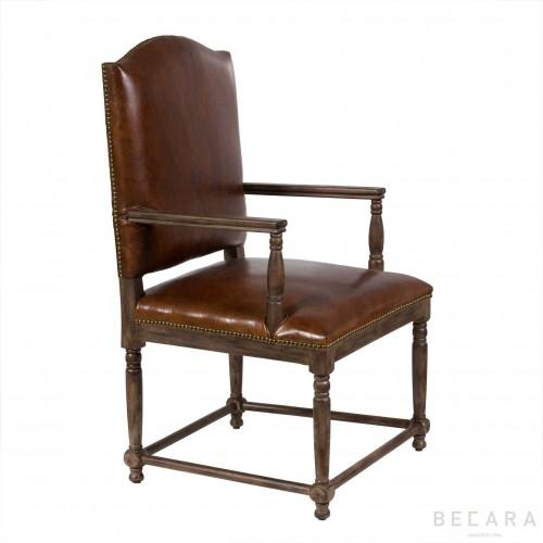 Luis XV armchair