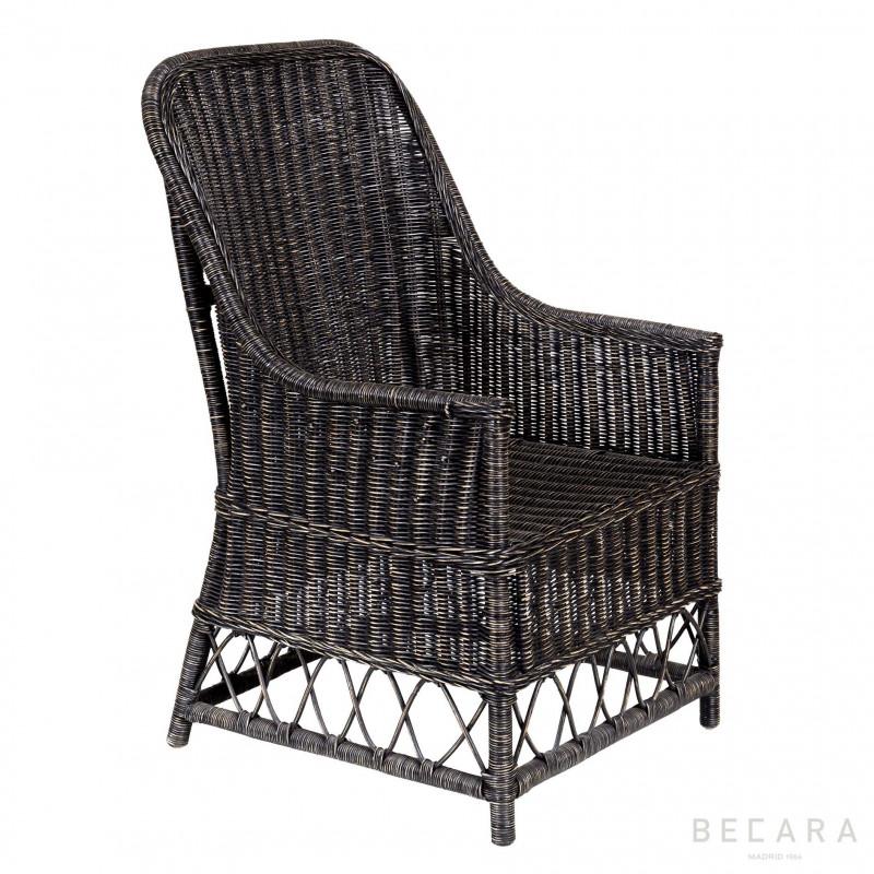 Butaca Caribe negra - BECARA