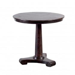 Caviar finish dining table