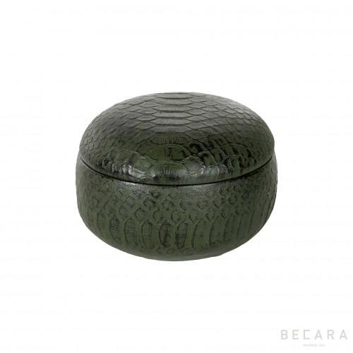 Rounded boa box