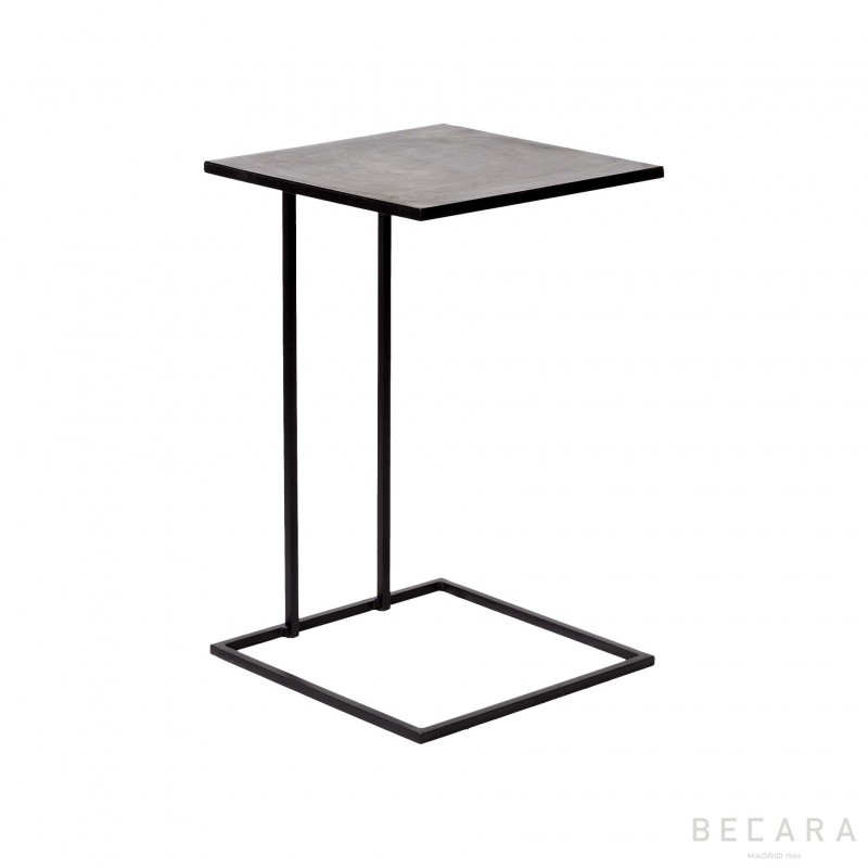 Angkor sidetable grey