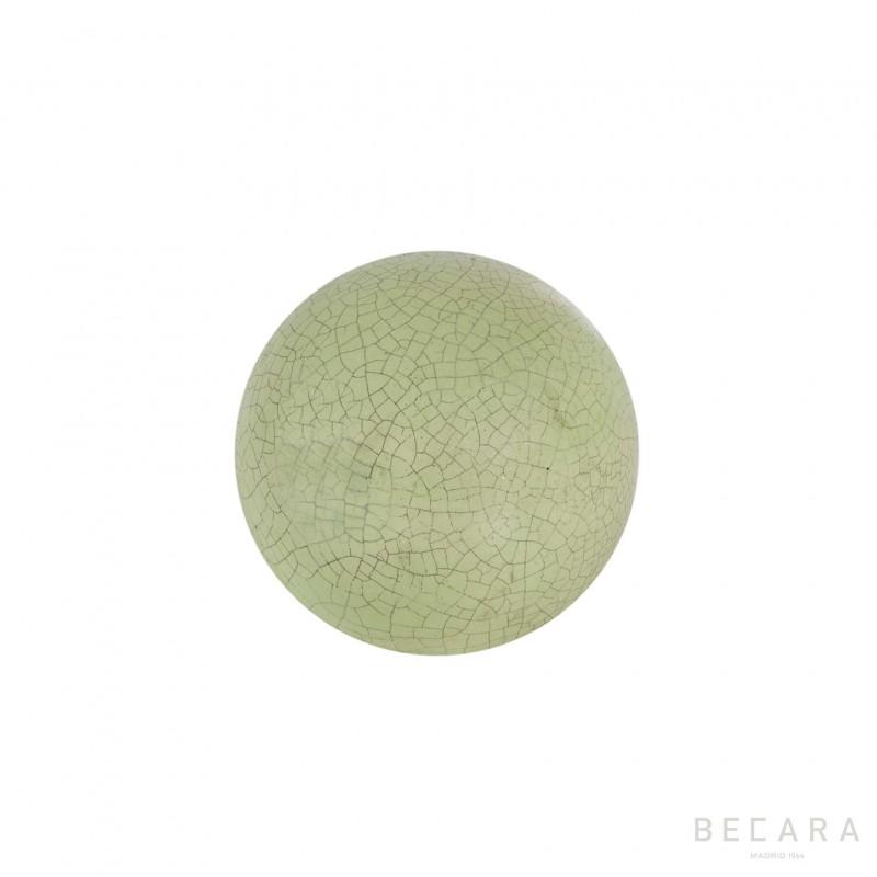 Green Crack ball