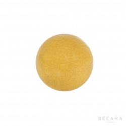 Yellow Crack ball