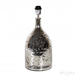 Mercury crystal lamp