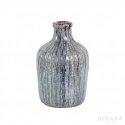 Grey bottle tibor