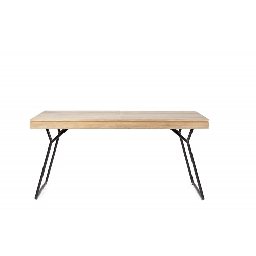 Extensible Utrech dining table