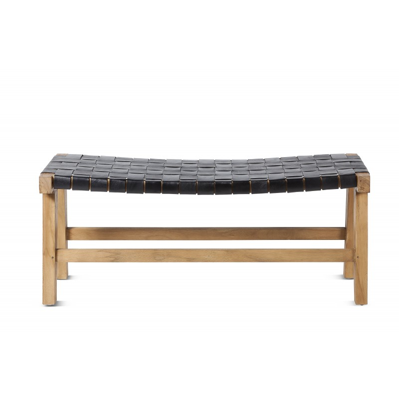 Brown Asuan bench