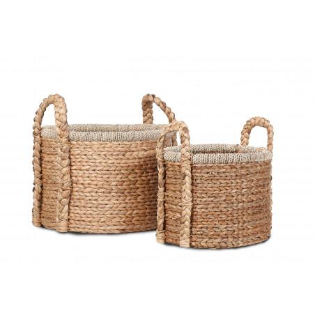 Set de 2 cestas Toscana