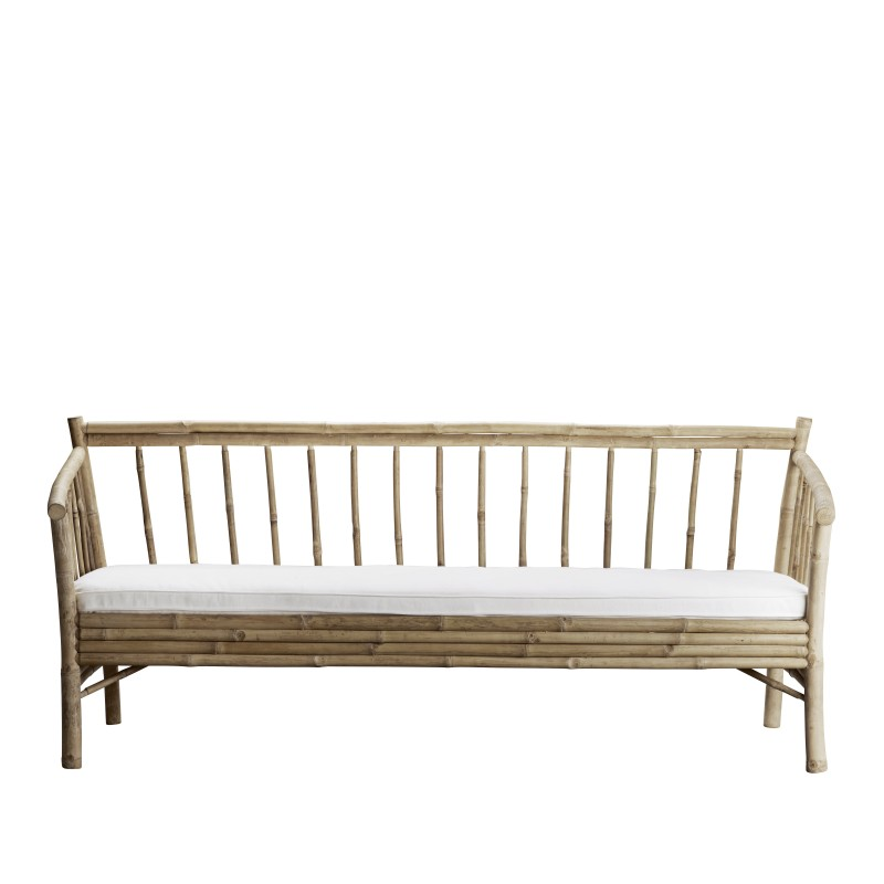 White Ticao sofa