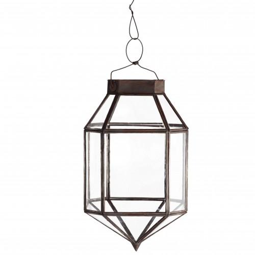 Agadir square ceiling lamp