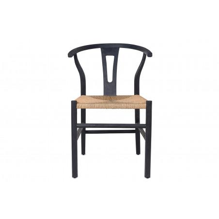 Dott black chair