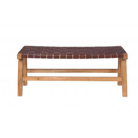 Black Asuan bench