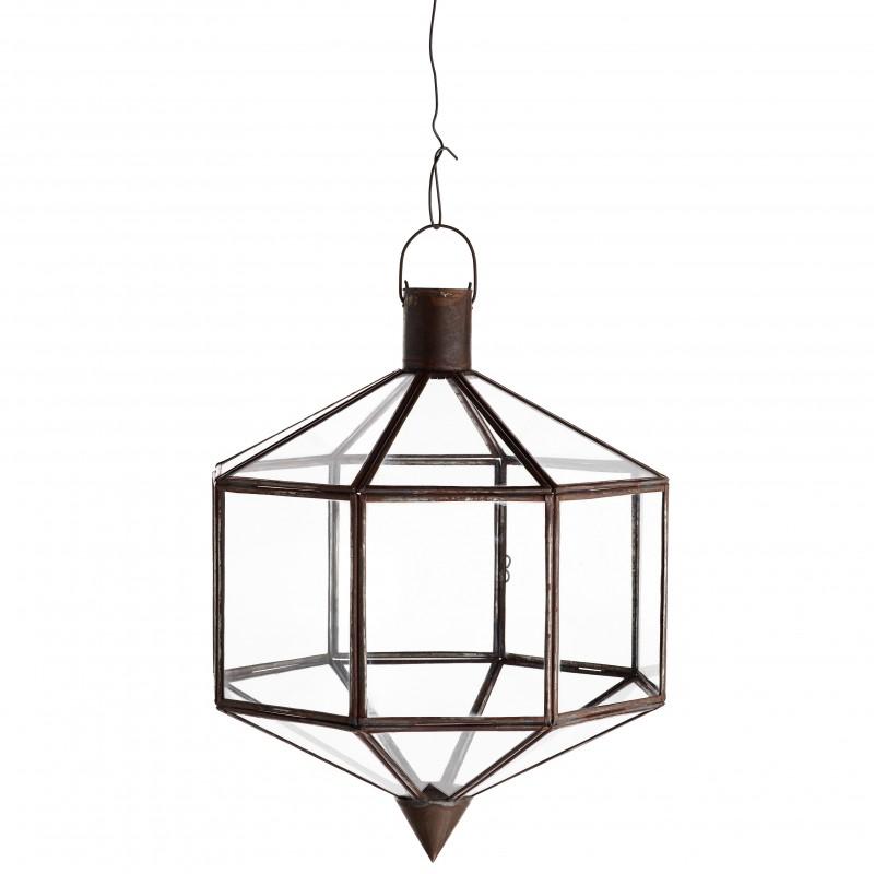 Agadir round ceiling lamp