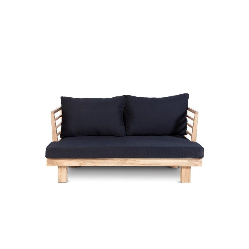Black Sóller sofa