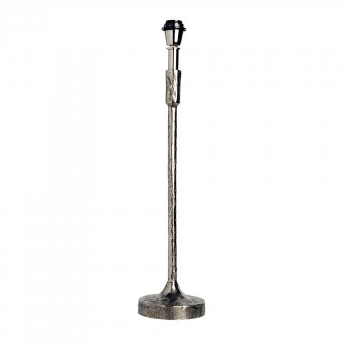 Lámpara de mesa con acabado martele