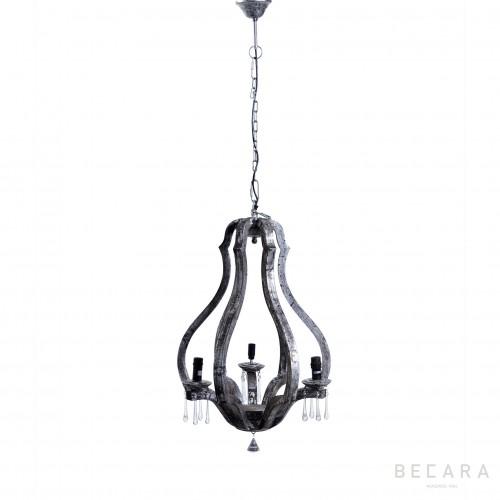 Lámpara de techo Gante - BECARA