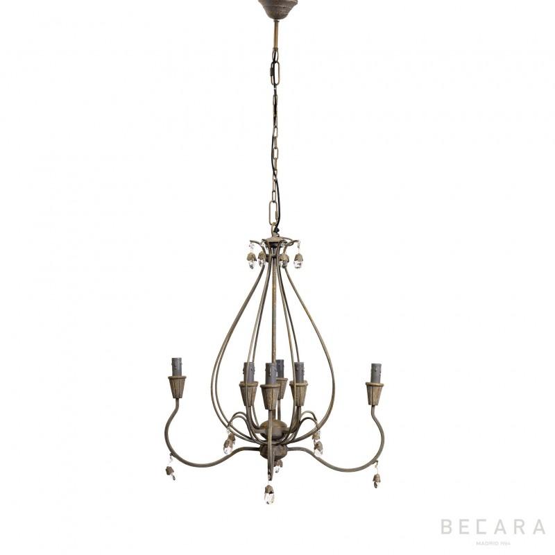 Brujas ceiling lamp