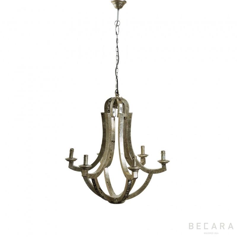Estrasburgo ceiling lamp