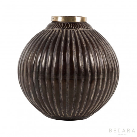 Ball vase gallons