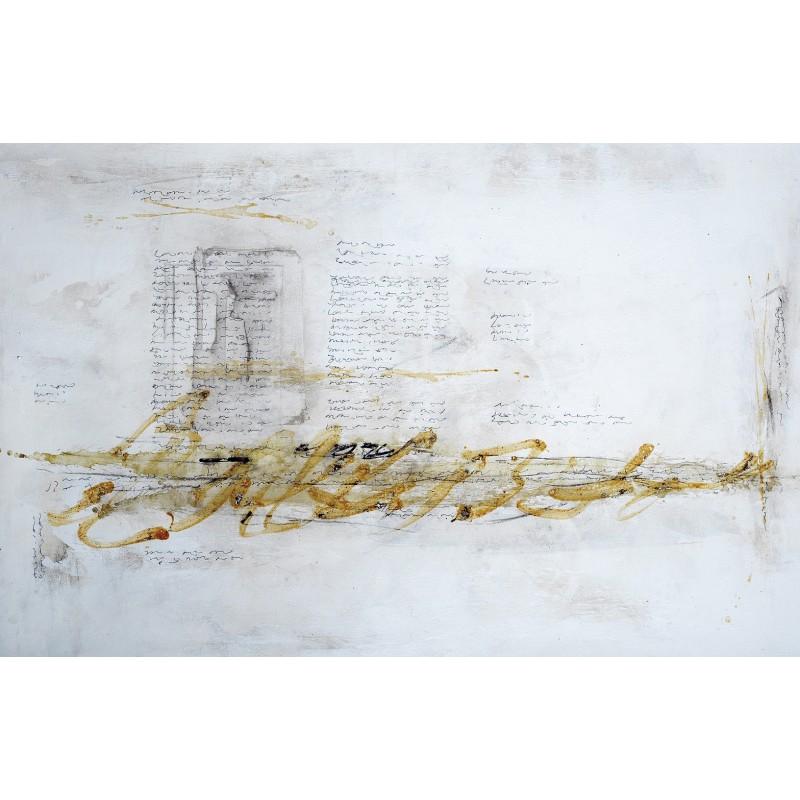 Óleo horizontal nuevas caligrafías - BECARA