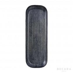 Bandeja Ares rectangular grande - BECARA