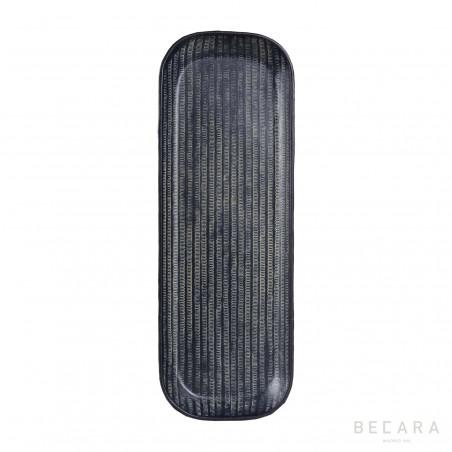 Big rectangular Ares tray