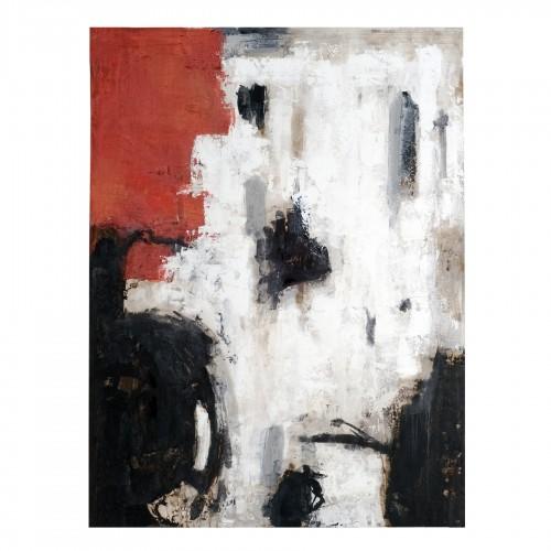 Óleo vertical mancha roja - BECARA